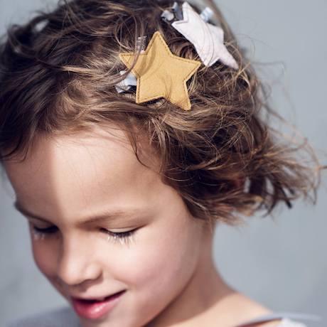 Babykleding Today grid foto haarspulletjes