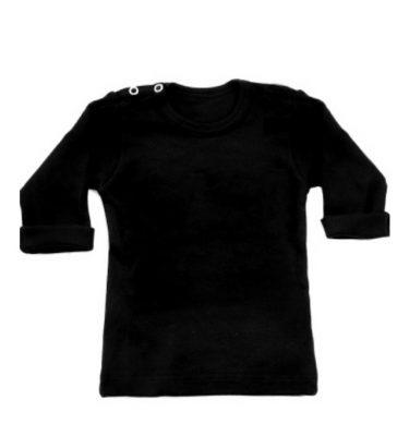 Basic zwarte long sleeve