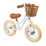 Banwood First Go Bike White