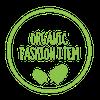 Organic babykleding webshop stamp