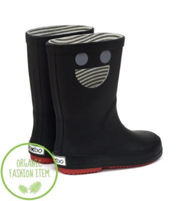 Wistiti Happy Boots Zwart