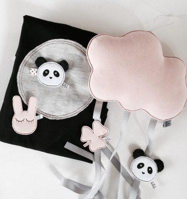 Baby Magic Forest Clover Pink impressie