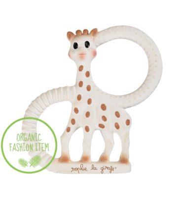 Sophie la Girafe So Pure organic bijtring