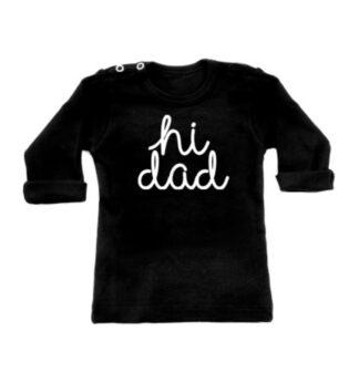 hi dad longsleeves zwart