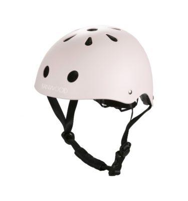 Banwood FIRST GO Roze fietshelm