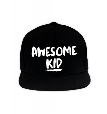 zwarte baseball cap kids