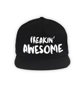 zwarte baby baseball cap