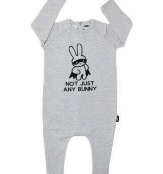 Cribstar Not Just Any Bunny Baby Harem Romper