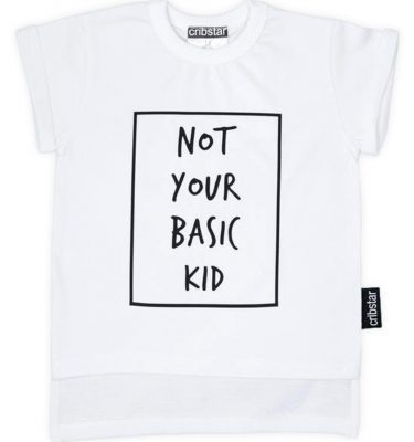 Cribstar - Not Your Basic Kid T-shirt
